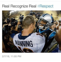 Doubletap for respect 💯: Real Recognize Real  Respect  MANNING  2/7/16, 11:05 PM Doubletap for respect 💯