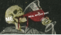 """Shit, Tumblr, and Blog: REAL WITCHY SHIT <p><a href=""""https://holynymphet.tumblr.com/post/165742788502/me-this-october"""" class=""""tumblr_blog"""">holynymphet</a>:</p>  <blockquote><p>me this october</p></blockquote>"""