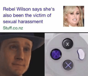 dopl3r.com - Dank Memes and Gifs: Rebel Wilson says she's  aiso been the victim of  sexual harassment  Stuff.co.nz dopl3r.com - Dank Memes and Gifs