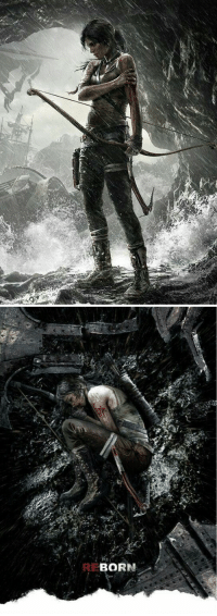 Rise Of The Tomb Raider More: REBORN Rise Of The Tomb Raider More
