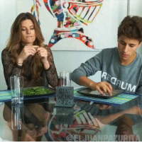 9gag, Food, and Memes: RECAUM  ELJUANPAZURIT When both the food on the plates and the relationship are lies. 📷@eljuanpazurita w- @hannahstocking @directedbystro - - - 9gag trustissues stalker