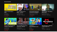 awolnation: Recommended  WORLD  VS  Red  10:01  FORTS  RDS  4:24  Yahtzee and Kess play a  thing  Escapist  591 watching  LIVE NOW  Louis CK Under Fire For  Being... Louis CK  SomeBlackGuy  75K views 2 days ago  Tanya's Mod Tournament-  Live Uncut (3v3 Ranked) ..  Project Incursus Gaming  1.2K watching  LIVE NOW  AWOLNATION - Sail (Official  Music Video)  Red Bull Records  100M views 4 years ago  FUT  BETHESDA  GAME STUDIOS  PLAYER  11:56  18:52  Solo Snipes (Playing with  Viewers) // 2300 Wins /...  Nick Eh 30  54K watching  LIVE NOW  clues That Ellen DeGeneres  Is Gay Part 1 (Sitcom)  Rebecca Burns  2.1M views 6 years ago  LIVE FIFA 19-  FUTCHAMPIONS! (chez...  AF5ク  4K watching  LIVE NOW  Why Bethesda is in SERIOUS  Trouble (Fallout 76)  BLAST  1M views 2 weeks ago