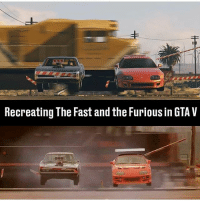 That's very impressive! @gamingplus2 . . . gaming gamer games videogames cod gta csgo minecraft starwars marvel xbox playstation nintendo nerd geek leagueoflegends pc youtube lol fun funny letskillping dota2 game dccomics battlefield steam halo blizzard: Recreating The Fast and the Furious in GTA V That's very impressive! @gamingplus2 . . . gaming gamer games videogames cod gta csgo minecraft starwars marvel xbox playstation nintendo nerd geek leagueoflegends pc youtube lol fun funny letskillping dota2 game dccomics battlefield steam halo blizzard