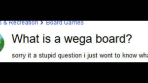 """Crying, Sorry, and Tumblr: &Recreation Board Games  sorry it a stupid question i just wont to know wha pettyartist: dallnweeks:  Curse of The Weggy Board another video from the maker of the PREGANTE video. I just had to upload it, i'm crying   """"Can I buy one from a witch or vegan?"""""""
