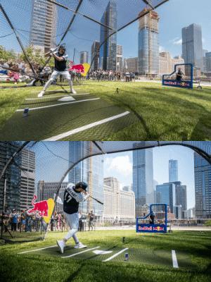 Chicago, Red Bull, and Today: Red Bull   7  Red Bull  BRYANT RT @BaseballBros: Kris Bryant put on a show today in Chicago! https://t.co/Z3jZ2qPJS5