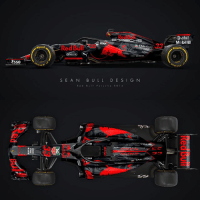 Memes, Porsche, and Red Bull: Red  Mobil 1  TAG  Red Bo  EH SIEMENS  SSO  SEA N B ULL DE S IG N 2018 Red Bull Porsche concept Credit: @seanbullliveries f1 formula1 redbullracing maxverstappen wtf1
