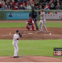 Mlb, Time, and Red: red sax com  RESORT  redsox.com  massr  O's Manny Machado took his SWEET TIME rounding the bases at Fenway. 😂😂😂