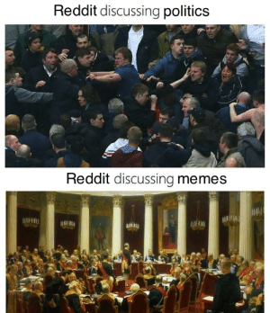 We live in a society by GeneReddit123 MORE MEMES: Reddit discussing politics  Reddit discussing memes  RE M We live in a society by GeneReddit123 MORE MEMES