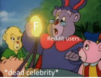 Reddit, Bears, and Invest: Reddit users  *dead celebrity* Adventure of the Gummi Bears has a whole goldmine! Invest fast, template below! via /r/MemeEconomy https://ift.tt/2TvmUjY