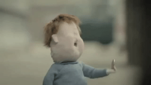 Target, Tumblr, and Blog: redthebear:    This little angry Flemish puppet is me and nobody can tell me otherwise