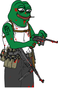 REE. rare pepe do not steal -hermann
