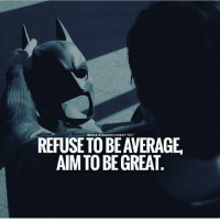 Aim to be great...via @businessmindset101 thefutureentrepreneur: REFUSE TO BE AVERAGE.  AIM TO BE GREAT Aim to be great...via @businessmindset101 thefutureentrepreneur