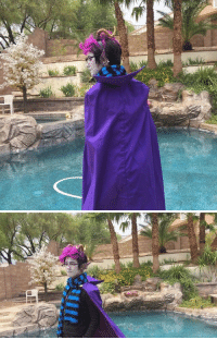 Instagram, Phone, and Target: regenschirmpyro:  Fuckin uh these r from july but this is my most recent eridan, the photos are so low quality since i took them from my instagram cos i deleted them off my phone ;(