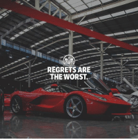 Life, Memes, and Regret: REGRETS ARE  THE WORST Do you guys agree or disagree? One of the worst feelings in the world is regretting not having done something when you had the chance.🔥 regret chances life action millionairementor