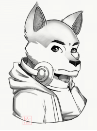 """Cute, Tumblr, and Blog: rei <p><a href=""""https://k8-rei.tumblr.com/post/165530389014/setheverman-i-drew-your-fursona"""" class=""""tumblr_blog"""">k8-rei</a>:</p><blockquote><p><a class=""""tumblelog"""" href=""""https://tmblr.co/mBzwehFPuDrE1Hl_h5zPkgQ"""">@setheverman</a> I drew your fursona</p></blockquote> <p>okay i'll be honest here and say that's really cool and great art and actually extremely cute BUT I'M STILL NOT A FURRY??????</p>"""