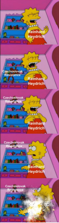 History, Resistance, and Resistance 3: Reinhard  eydric  Czechoslovak  Resistance  rd  Reinha  Heydric  Czechoslovak  Resistance  Reinhard  Heydrich  Czechoslovak  Resistance  3  Reinhard  Heydric  Czechoslovak  ance
