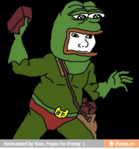 wojak: Reinvented by Rare Pepes for iFunny  e ifunny.co