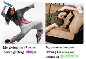 Relatable? Homemade just dance meme :): Relatable? Homemade just dance meme :)