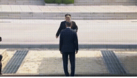 Relations between North and South Korea cool off.: Relations between North and South Korea cool off.