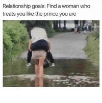 Need me a Queen who's down to take care of me 🙏🏼 need my ass wiped, I need to be carried everywhere, and I need her to drop all the males in her life for me. Doesn't matter if its family she needs to drop em 😪: Relationship goals: Find a woman who  treats you like the prince you are Need me a Queen who's down to take care of me 🙏🏼 need my ass wiped, I need to be carried everywhere, and I need her to drop all the males in her life for me. Doesn't matter if its family she needs to drop em 😪