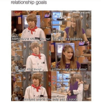 Goals, Memes, and Tumblr: relationship goals  @zack and cody  Really  es, it's disgusting.  thr  e?  How could you not notice?  neal tumblr  Because you're t  only gir I notice