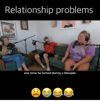 What would you do?! 😫😂😂 Listen to FULL episode link in my bio 😂😂😂 ft the fuckin hilarious @chelcielynnn aka @trailertrashtammyy 😍😍❤️ lauraclerypodcast: Relationship problems  cassavetes  one time he farted during a blowjob. What would you do?! 😫😂😂 Listen to FULL episode link in my bio 😂😂😂 ft the fuckin hilarious @chelcielynnn aka @trailertrashtammyy 😍😍❤️ lauraclerypodcast