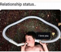 Funny, Lol, and Love: Relationship status  I love you Tag a single friend lol