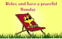 Happy Sunday Funday everyone! ..HB: Relax and have a peaceful  Sunday Happy Sunday Funday everyone! ..HB
