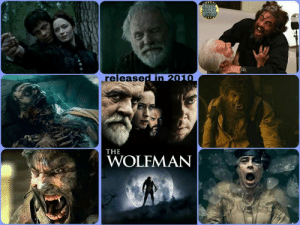 wolfman: release  THE  WOLFMAN