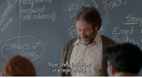 Good Will Hunting https://t.co/QpJF4DE7eM: relianc  Engel  Boub  DIING  Trust. Very important  in a relationship Good Will Hunting https://t.co/QpJF4DE7eM