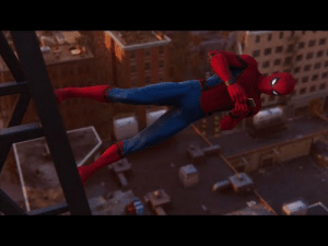 Love, Music, and Spider: remanence-of-love:  Marvel Spider-Man Screenshots (Part 1) https://www.youtube.com/watch?v=3YvWyuI4c-At=207s  Check out part 1 of my awesome photography/screenshot collection of Spidey. Also with music from the game!