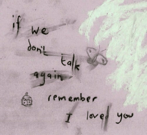 remanence-of-love:  Remember I loved you.: remanence-of-love:  Remember I loved you.