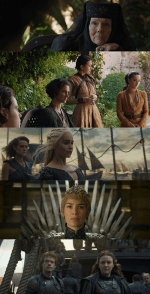 Future, Women, and Powerful: Remember back in season 6 finale when we thought these powerful women are gonna be the future of Westeros? LMFAOOOO