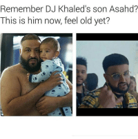 😂😂😂: Remember DJ Khaled's son Asahd?  This is him now, feel old yet? 😂😂😂