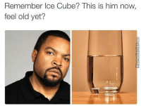 Has it been that long?: Remember Ice Cube? This is him now  feel old yet? Has it been that long?