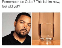 I'm getting old 😰: Remember Ice Cube? This is is him Ice him now,  feel old yet? I'm getting old 😰