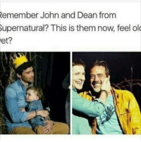 Cute Memes And Supernatural Remember John Dean From This Is