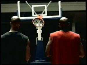 Dunk, Memes, and 🤖: Remember Nike's slam dunk commercial featuring @mrvincecarter15 and @Rjeff24 in 2003? https://t.co/DfApDzLZw4