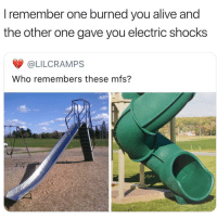 Alive, Friends, and Funny: remember one burned vou alive and  the other one gave you electric shocks  @LILCRAMPS  Who remembers these mfs? •••••••••• ✅ DM this video to 5 friends for a follow! 😂 Tag 5 friends for a shoutout! 👉🏿 Follow @comedy