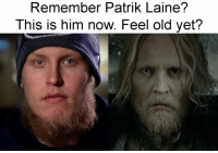 National Hockey League (NHL), Old, and Him: Remember Patrik Laine?  This is him now. Feel old yet? Remember Patrik Laine? This is him now. Feel old yet?