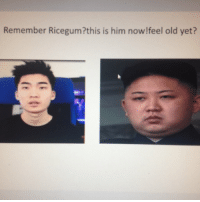 Ricegum: Remember Ricegum?this is him nowlfeel old yet?