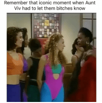 Aunt Viv Funny And Lmao Remember That Iconic Moment When Aunt Viv Had To Let Them Bitches Know Lmao Them Two White Bitches Was Hella Salty