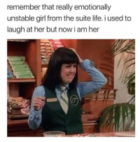 Life, Girl, and Trendy: remember that really emotionlly  unstable girl from the suite life. i used to  laugh at her but now i am her Follow @childhoodmemorie.s 📺💖