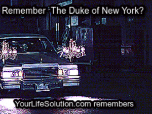 life-insurancequote:He had a limo that was basically a station wagon with chandeliers on it.  I tell you what – the 80′s were crazy!: Remember The Duke of New York?  YourLifeSolution.com remembers life-insurancequote:He had a limo that was basically a station wagon with chandeliers on it.  I tell you what – the 80′s were crazy!