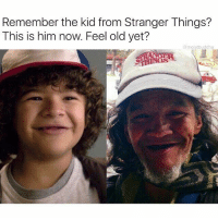 Dank Memes, Amazing, and Content: Remember the kid from Stranger Things?  This is him now. Feel old yet?  @moistbuddha @moistbuddha is the funniest fuckin page. Been my favorite since day 1. Follow for amazing original content daily