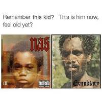 Feel Old Yet: Remember this kid? This is him now,  feel old yet?  Exmilitarp