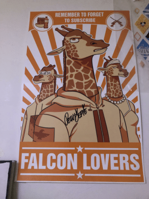 Ancient, Falcon, and Remember: REMEMBER TO FORGET  TO SUBSCRIBE  FALCON LOVERS was rearranging my room and found an ancient relic