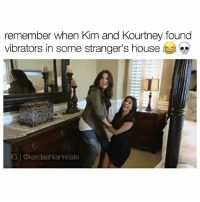 "Goals, Kardashians, and Memes: remember when Kim and Kourtney found  vibrators in some stranger's house  G @kardashianrelate Comment ""shook"" letter by letter without getting interrupted 😂🙈 (Khloé not Kourtney*) follow me (@kardashiianrelate) for more ⛅️ - - - - kyliejenner kimkardashian khloekardashian kourtneykardashian kendalljenner kim khloe kourtney kylie kim kendall krisjenner kuwtk likesreturned khlomoney kimk kimye kris instamood instagood followbackalways west disick kardashian jenner kardashians jenners kingkylie northwest saintwest goals - (Copyrights go to E! Entertainment)"
