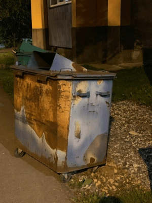 Remember: You are a garbage can. Not a garbage cannot. https://t.co/86T5Tq98YU: Remember: You are a garbage can. Not a garbage cannot. https://t.co/86T5Tq98YU