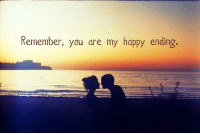 Remember Who You Are: Remember, you are my happy ending